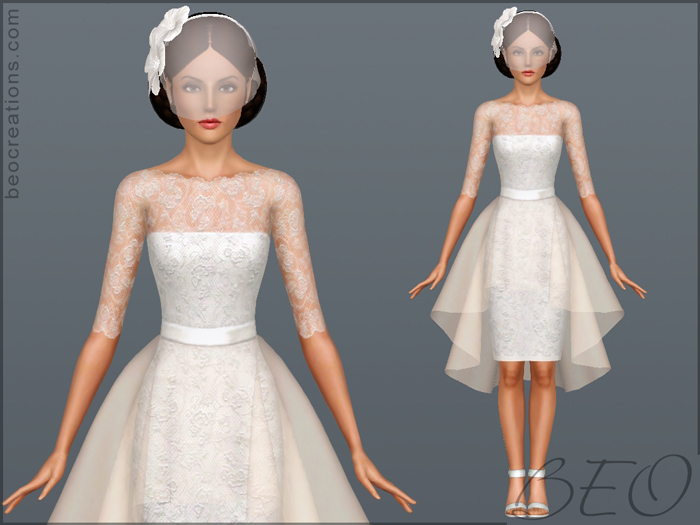 Veil for Sims 3 by BEO