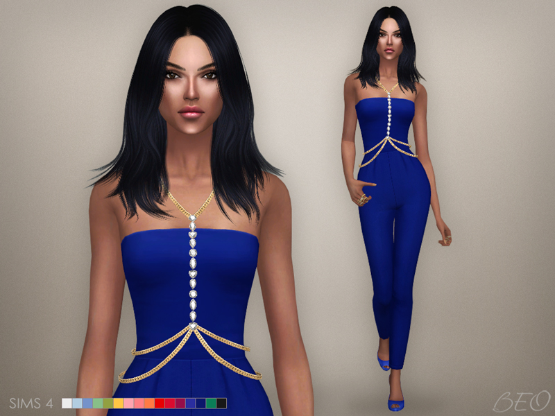 Set - Crista The Sims 4 by BEO